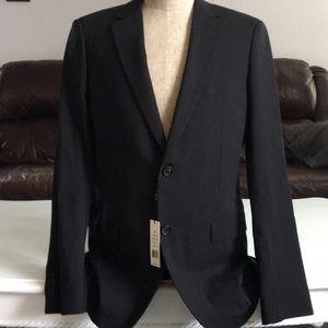 New Theory Wellar HC Black Blazer Jacket 40R NWT